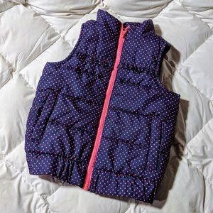 OshKosh B'Gosh Girls Puffer Vest